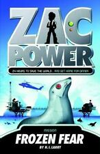 Zac Power #4: Frozen Fear by Larry, H. I., Good Book