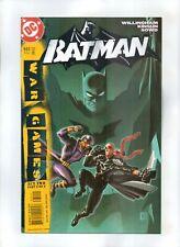 BATMAN No 612 WAR GAMES: Act 2 Part 8 of 8 ORPHEUS IN THE UNDERWORLD!