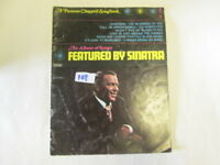 Acceptable - An Album Of Songs Featured By Sinatra (A Famous Chappell Songbook)