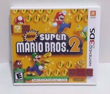 New Super Mario Bros. 2 for Nintendo 3DS 2012 Complete EUC Rated E