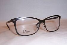 NEW CHRISTIAN DIOR EYEGLASSES CD 3776 LBU BROWN 54mm RX AUTHENTIC