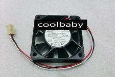 NMB 2406KL-05W-B19 fan 60*60*15mm 24V 0.05A 3pin