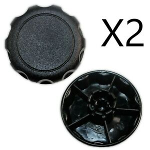 2X FOR FORD FIESTA MKV SEAT RECLINER ADJUSTMENT HANDLE RECLINING KNOB