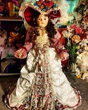 "Pat Loveless Antique Reproduction Bru Jne 36"" Victorian French BeBe Porcelain"