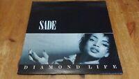Sade – Diamond Life Vinyl LP Album Gate 33rpm Epic – EPC 26044 1984