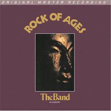 The Band-Rock of Ages + + Hybrid SACD + + MFSL Mofi udsacd + + Nuovo + + OVP