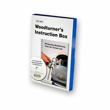 SMERIGLIATRICE TORMEK tnt-300 woodturner's Instruction BOX