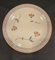 Johnson Brothers Bros Zephyr DINNER PLATES Old Granite Ironstone Set of 7