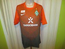 "Werder Bremen Original Nike Ausweich Trikot 2011/12 ""TARGOBANK"" Gr.L Neu"
