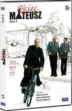 Ojciec Mateusz. Sezon 2 (BOX 5 DVD) Maciej Dejczer (Shipping Wordwide) Polish
