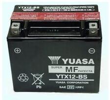 Batterie Moto KAWASAKI 600 ZX600E ZZR Ninja Yuasa YTX12-BS  12v 10Ah