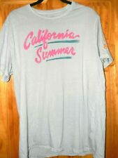 CALIFORNIA SUMMER  T-SHIRT, SIZE: EXTRA-LARGE