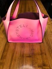 Tote Bag - Stella McCartney - Borsa Rosa Fluo