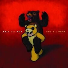 FALL OUT BOY: FOLIE A DEUX 2008 CD INC BONUS TRACK / NEW