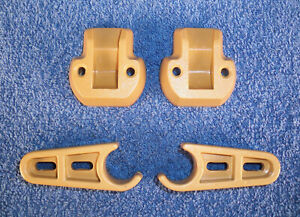 Jeep Grand Wagoneer Cargo Cover Brackets - Set of 4
