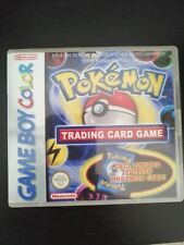 Genuine - POKEMON Trading Card Game Nintendo Gameboy Advance / GBA Genuine