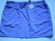 L.L. Bean Women's Size L  Supplex Nylon Light Purple Casual Outdoor Skirt, NWT