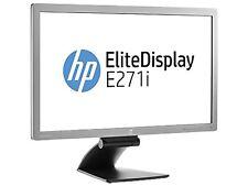HP EliteDisplay E271i LED-IPS-Monitor 1920x1080 DVI VGA DP Höhenverst. D7Z72AA