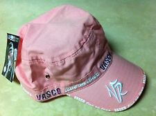 Hat - Vasco Rossi - Pink Colour - Official Live on tour 2007