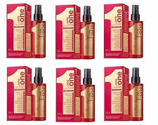 NEU Revlon Uniq Eine Original alles in einem Haarbehandlung 150ml 6er Pack