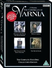 The Chronicles of Narnia 2005 4 Movies Complete Collection  New DVD Reg 4