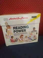 Vintage Hooked on Phonics Sra Reading Power Set 1992 Gateway Learning Corp