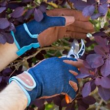 Burgon & Ball Dig the Glove - Denim