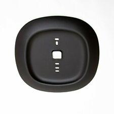 Aluminum EcoBee4/EcoBee3/Ecobee 3 Lite Smart Thermostat Wall Plate Mount (BLACK)