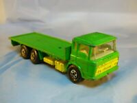 Vintage 1971 Matchbox Superkings K-13 DAF Building Transporter Lorry truck Toy