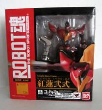The Robot Spirits - Guren Type 02 - Side KMF 136 - Bandai