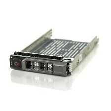 "Dell PowerEdge 3.5"" SAS SATA HDD Server Hard Drive Caddy Sled F238F or X968D"