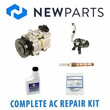 Ford F-150 2005 5.4L 4.6L Complete A/C Repair Kit w/ NEW Compressor & Clutch