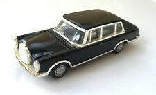 Gama 1180 Mercedes Benz 600 1:45  W100 Pullmann 1963–1981 schwarz #3279 xx
