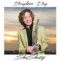 ShaShaty - Brighter Day [CD]