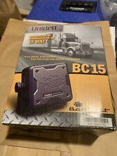 UNIDEN(R) BC15 Uniden(R) Accessory CB/Scanner Speaker