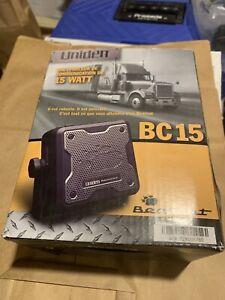 UNIDEN BC15 CB/Scanner Speaker NEW IN BOX!!!