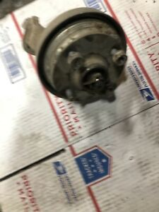 1986 86 HONDA TRX 125 TRX125 FOURTRAX ATC RIGHT BRAKE SPINDLE HUB ASSEMBLY OEM
