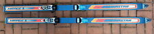 Vintage Dynastar Mirage II Skis W/Bindings About 168 Centimeters Well Used
