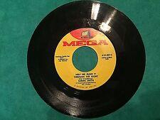 Sammi Smith 45 Record When Michael Calls/Make it Through The Night Mega Records