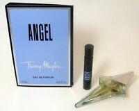 ANGEL THIERRY MUGLER EAU DE PARFUM 4 ML. 0.14 FL.OZ. MINI PERFUME  NO BOX + VIAL