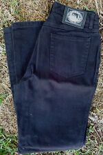 DKNY Jeans Dark Black Size 10 100% Cotton NWT