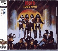 KISS-LOVE GUN-JAPAN SHM-CD D50