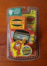 New Sealed - Press Your Luck Electronic Handheld Game Classic Games iRwin Toys