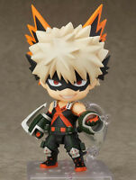 10CM Nendoroid 705 My Hero Anime Academia Bakugou Katsuki Action Figure Toy Gift