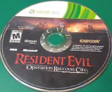 Resident Evil: Operation Raccoon City (Microsoft Xbox 360)(DISC ONLY) #5809