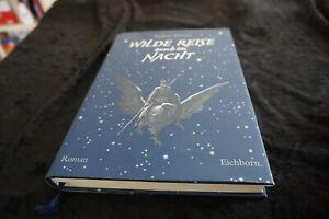 Wilde Reise durch die Nacht von Walter Moers gebundene Ausgabe