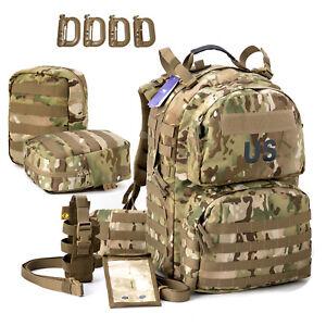 Mochila Táctica Enforcer 55 L Ee.uu Ejército de Combate Senderismo