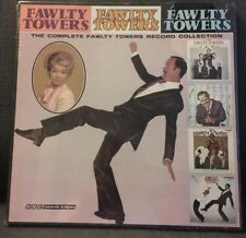 Fawlty Towers The Complete Record Collection BBC Records 4 LP Box Set New Mint