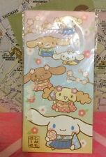 A Sanrio 2002, 2008 Cinnamoroll Money Envelopes And Stickers