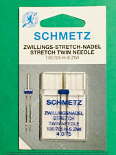 Schmetz Zwillings-Stretchnadel 75 (0706900)